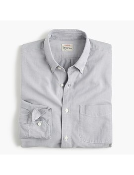 Tall American Pima Cotton Oxford Shirt by J.Crew