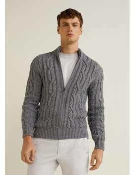 Cardigan Tricotat by Mango