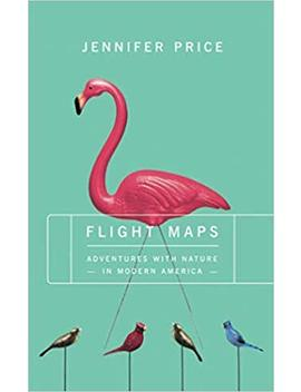 Flight Maps by Jennifer Price