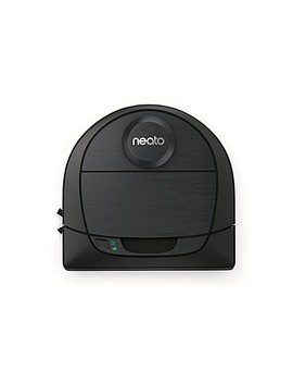Neato Botvac D6™ Connected App Controlled Robot Vacuum In Black by Bed Bath And Beyond