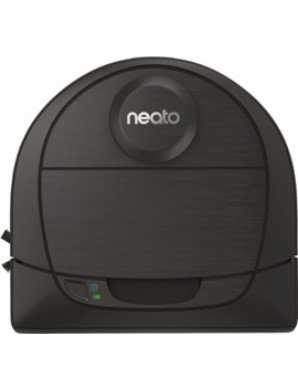 Neato Botvac D6 Connected App Controlled Robot Vacuum   Black by Neato Robotics