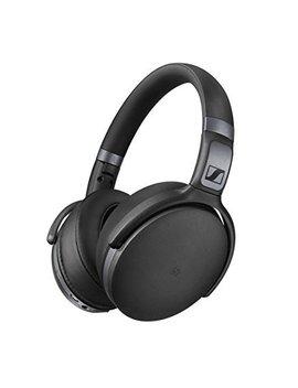 Sennheiser Hd 4.40 Bt Draadloze Hoofdtelefoon, Bluetooth, Over Het Oor, Zwart by Amazon