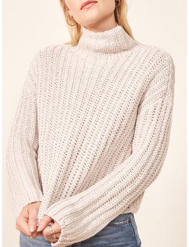 La Ligne X Reformation Never Let Me Go Sweater by Reformation