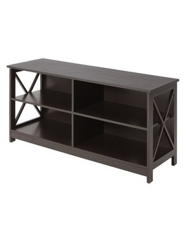 Oxford Tv Stand Espresso   Johar by Johar Furniture