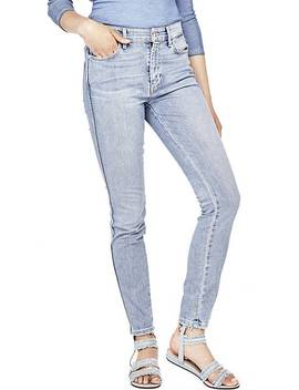 High Waist Skinny Jeans by Guess