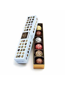 Godiva Chocolatier Patisserie Chocolate Truffle Flight Box, Assorted Dessert, Great For Any Gift, 6 Count by Godiva Chocolatier