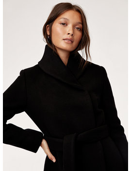 Clermont Wool Coat by Wilfred