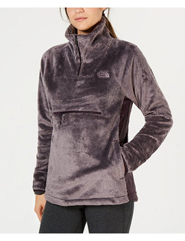 Osito Hybrid Fleece Quarter Zip Jacket by The North Face