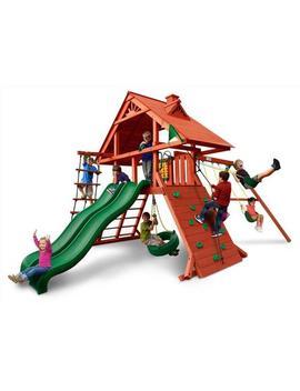 Gorilla Play Sets Sun Palace Extreme Swing Set Gorilla Play Sets Sun Palace Extreme Swing Set by Sears