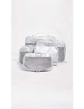 Metallic Packing Cube Set by Calpak