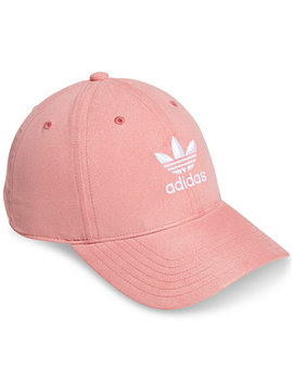 Relaxed Logo Hat by Adidas Originals