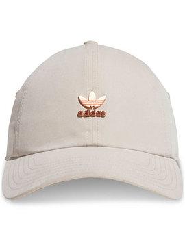 Metallic Logo Relaxed Cap by Adidas Originals