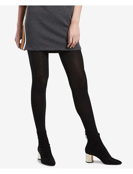 Flat Knit Sweater Tights by Hue
