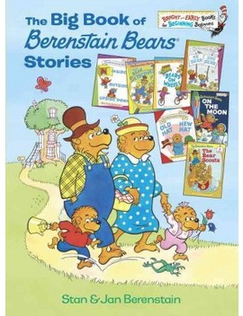 Big Book Of Berenstain Bears Stories (Hardcover) (Stan Berenstain & Jan Berenstain) by Target