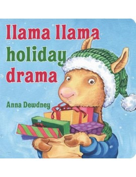 Llama Llama Holiday Drama (Paperback) (Anna Dewdney) by Target
