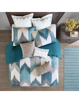 3pc Alpine Cotton Duvet Cover Mini Set by Target