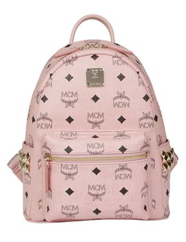 Mini Stark Backpack by Mcm