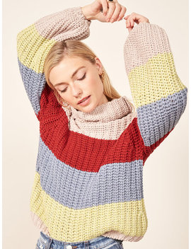 La Ligne X Reformation Color Me Happy Sweater by Reformation