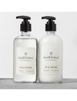 Hand Soap Fir & Leather   Hearth & Hand™ With Magnolia by Shop Collections