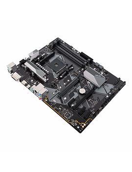 Asus Prime B450 Plus Am4/B450/Ddr4/S Ata 600/Atx Socket Motherboard   Black by Asus