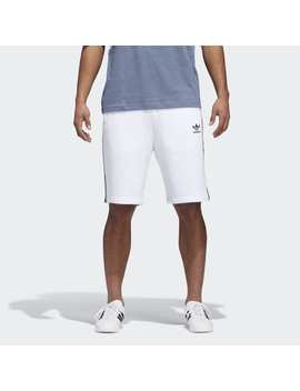 3 Stripes French Terry Shorts by Adidas