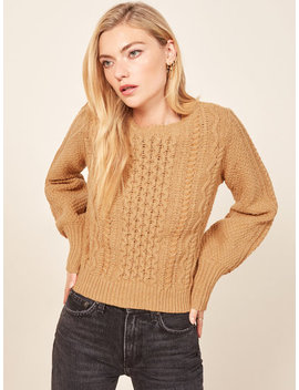 La Ligne X Reformation Sail Away With Me Sweater by Reformation