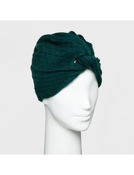 Women's Twist Front Beanies   A New Day™ by A New Day™
