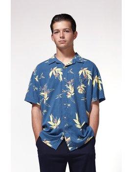 Tcss Golden Hour Short Sleeve Button Up Shirt by Pacsun