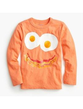 Kids' Bacon And Eggs T Shirt by J.Crew