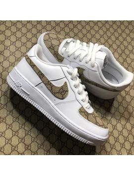 Gucci Air Force 1 Custom by Etsy