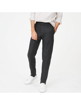 Sutton Herringbone Pant by Club Monaco