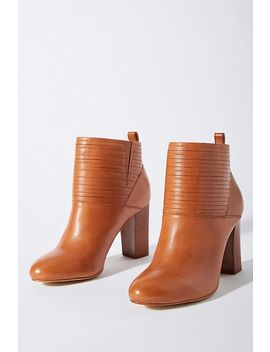 M4 D3 Leather Salama Ankle Boots by M4 D3