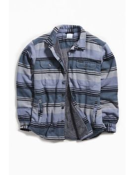 Columbia Windward Iv Striped Shirt Jacket by Columbia