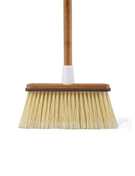 Full Circle Fc14601 W Sweep Broom, White by Full Circle
