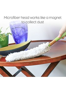 Full Circle Dust Whisperer Duster, White by Full Circle
