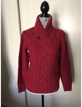 Gorgeous Gap Dark Red Sweater Nwt Size Xs by Gap