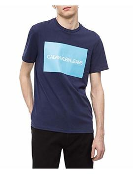 Calvin Klein Men's Institutional Logo T Shirt by Calvin+Klein
