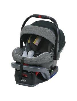 Graco Snug Ride Snug Lock 35 Platinum Infant Car Seat, Grayson by Graco
