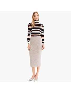 Collection Sweater Tube Skirt by J.Crew