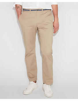 Classic 365 Comfort Stretch+ Chino by Express