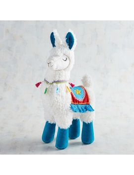 Spitz The Plush Llama Stuffed Animal by Pier1 Imports