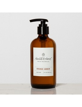 Hand Soap   Orange Amber   Hearth & Hand™ With Magnolia by Hearth & Hand™ With Magnolia
