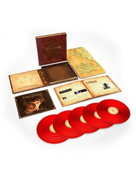 The Lord Of The Rings: The Fellowship Of The Ring   The Complete Recordings [Vinyl] by Amazon