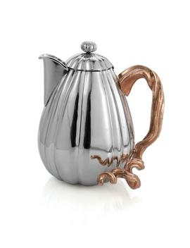 vine-coffee-pot by silver-spoons,-brooklyn