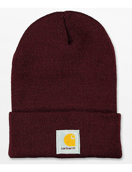 Carhartt Watch Port Beanie by Carhartt