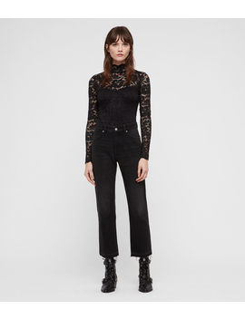 Ellen Lace Bodysuit by Allsaints