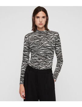 Zee Kiara Top by Allsaints
