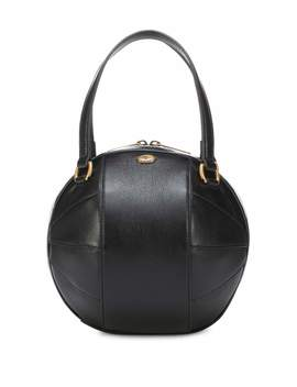 Tifosa Small Leather Tote by Gucci