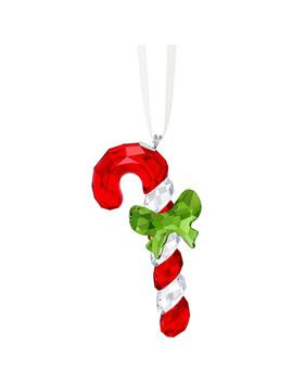 Candy Cane Ornament by Swarovski