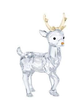santas-reindeer by swarovski